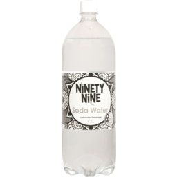 Photo of Ninety Nine 99% Sugar Free Soda Water 1.5L