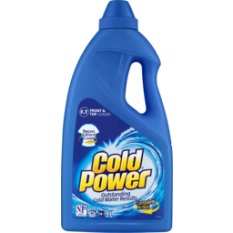 Photo of Cold Power Complete Action, Liquid Laundry Detergent, 2l