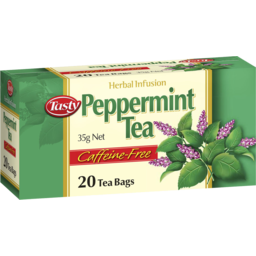 Photo of Tasty Herbal Infusion Peppermint Tea 35gm