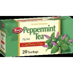 Photo of Tasty Peppermint Tea Bags 20s