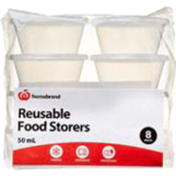 Photo of Homebrand Container Mini 8 Pack