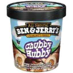 Photo of Ben & Jerrys Ice Cream Chubby Hubby 458ml