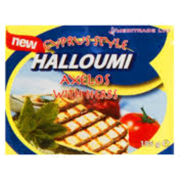 Photo of Axelos Halloumi  Herbs Chilli 195g