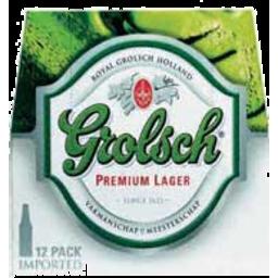 Photo of Grolsch Bottles 330ml 12 Pack