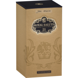 Photo of Royal Salute 21yo Blended Scotch Whisky