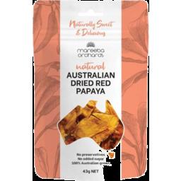 Photo of Mareeba Orchards Dried Red Papaya 85g