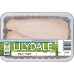 Photo of Lilydale Chicken Breast Fillet Free Range
