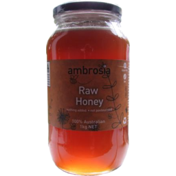 Photo of Ambrosia Raw Honey