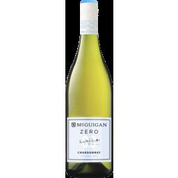 Photo of McGuigan Zero Chardonnay 750ml ALCOHOL FREE