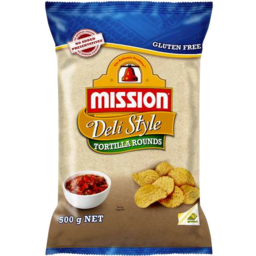 Photo of Mission Corn Chip Delrnd 500gm