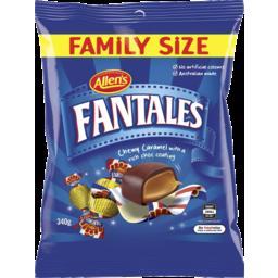 Photo of Allen's Fantales Family Size