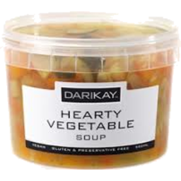 Photo of Darikay Hearty Vegetable Soup 560g