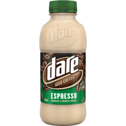 Photo of Dare Iced Coffee Espresso 500ml Bottle