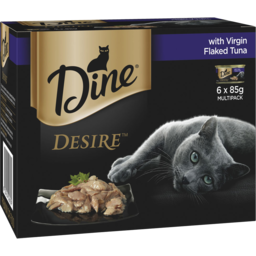 Photo of Dine Desire With Virgin Flaked Tuna 6x85g Can