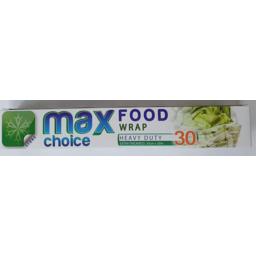 Photo of  Max Food Wrap 30m