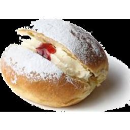 Photo of Creamed Raspberry Bun