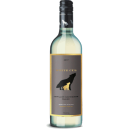 Photo of Howling Wolves Red Cub Semillon Sauvignon Blanc