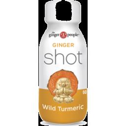 Photo of Ginger People Ginger & Wild Tumeric Shot 60ml