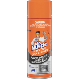 Photo of Mr Muscle Oven Cleaner Heavy Duty 300g