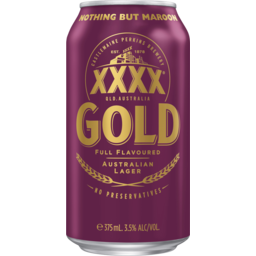 Photo of XXXX Gold Origin 2020 375ml Can