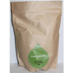 Photo of Loving Earth - Raw Cacao Powder - 500gm
