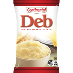 Photo of Continental Instant Mashed Potato Deb Mash 350g