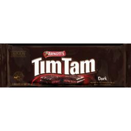 Photo of Arnotts Biscuits Tim Tam Dark 200g