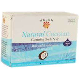 Photo of Nelum Natural Coconut Cleansing Body Soap 100gm