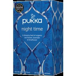 Photo of Pukka Tea - Night Time 20 bags