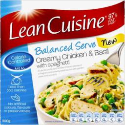 Photo of Lean Cuisine Creamy Basil Chicken Spaghetti 300g