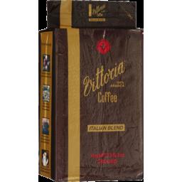 Photo of Vittoria Coffee Italian Blend Ground Coffee 1kg