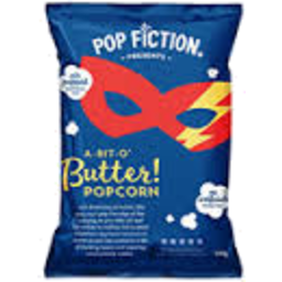 Photo of Pop Fiction Pop Corn Butter 100gm