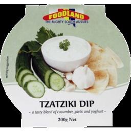 Photo of Foodland Dip Tzatziki 200g