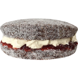 Photo of Chocolate Lamington With Fresh Cream Sponge Cake 7 Inch 336g