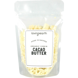 Photo of Loving Earth - Raw Cacao Butter - 1kg