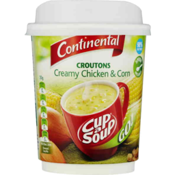 Photo of Continental Soup Cup Cup-A-Soup Creamy Chicken & Corn 35g