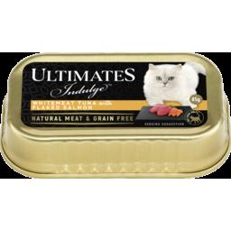 Photo of Ultimates Indulgence Whitemeat Tuna with Flaked Salmon 85g