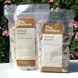 Photo of Flip Shelton - Natural Nut Seed Muesli