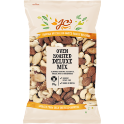 Photo of Jcs Deluxe Salted Mixed Nut 150g