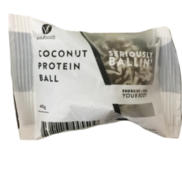 Photo of You Foodz Protein Balls Coconut 40gm