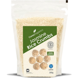 Photo of Ceres Organic Jasmine Rice Crumbs 350gm