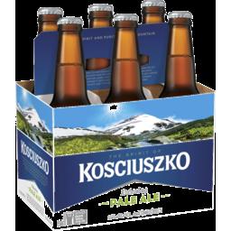 Photo of Kosciuszko Pale Ale Stubbies