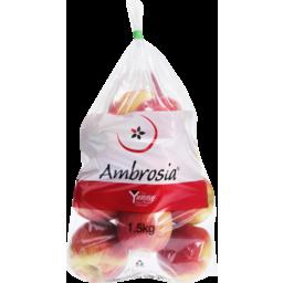 Photo of Apples Ambrosia 1.5kg
