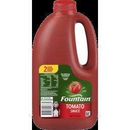 Photo of Fountain Tomato Sauce 2 Litre