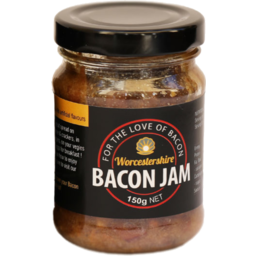 Photo of Bacon Jam Worcestshire 150g
