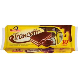 Photo of Balconi Trancetto Cakes 10 Pack