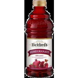 Photo of Bickfords Juice Pomegrnte 100% 1l