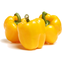 Photo of Capsicum Yellow Each