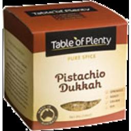 Photo of T/Plenty Pistachio Dukkah 45g