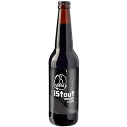 Photo of 8 Wired iStout Imperial Stout 500ml bottle